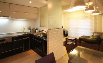 名古屋市 天白区 リノベーション|週末、ホームパーティを開きたくなる家