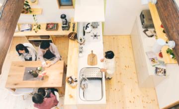 名古屋市 リノベーション 住工房|3代で受け継がれる家