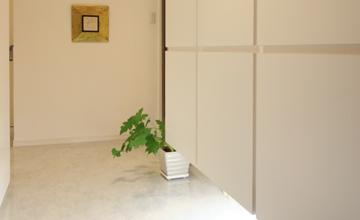 愛知県 オーダー家具|玄関収納棚