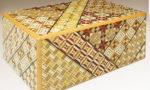 箱根寄木細工の箱