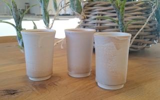 住工房オリジナル陶器カップ