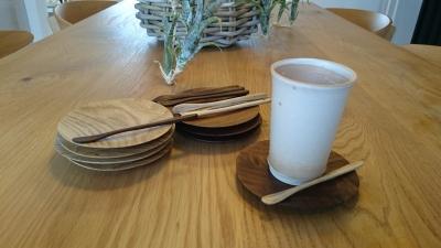 住工房オリジナルのお茶セット