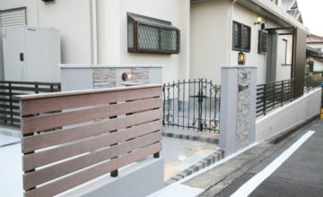 駐車場を広げるエクステリアリフォーム|名古屋市