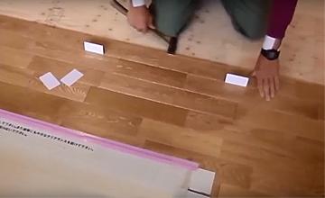 床板の張替え:プロの感覚