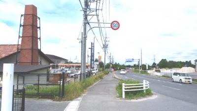 瀬戸市ウォーキングの景色