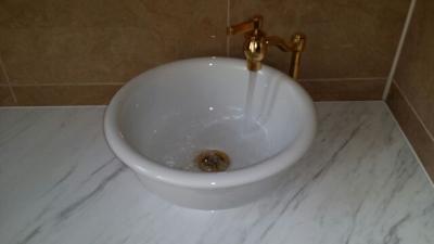洗面ボール・水栓器具