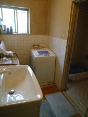 浴室、洗面所、トイレなどの改修工事