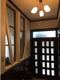 LDK改装(工事終了:リビング側の内窓)|みよし市S様邸