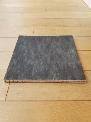 表面は通常のシート貼りの合板