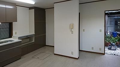 キッチン改装|みよし市 K様邸1