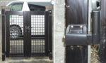 門扉の丁番取替工事|愛知県 東郷町