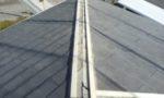 屋根板金の修繕(コーキング処理)