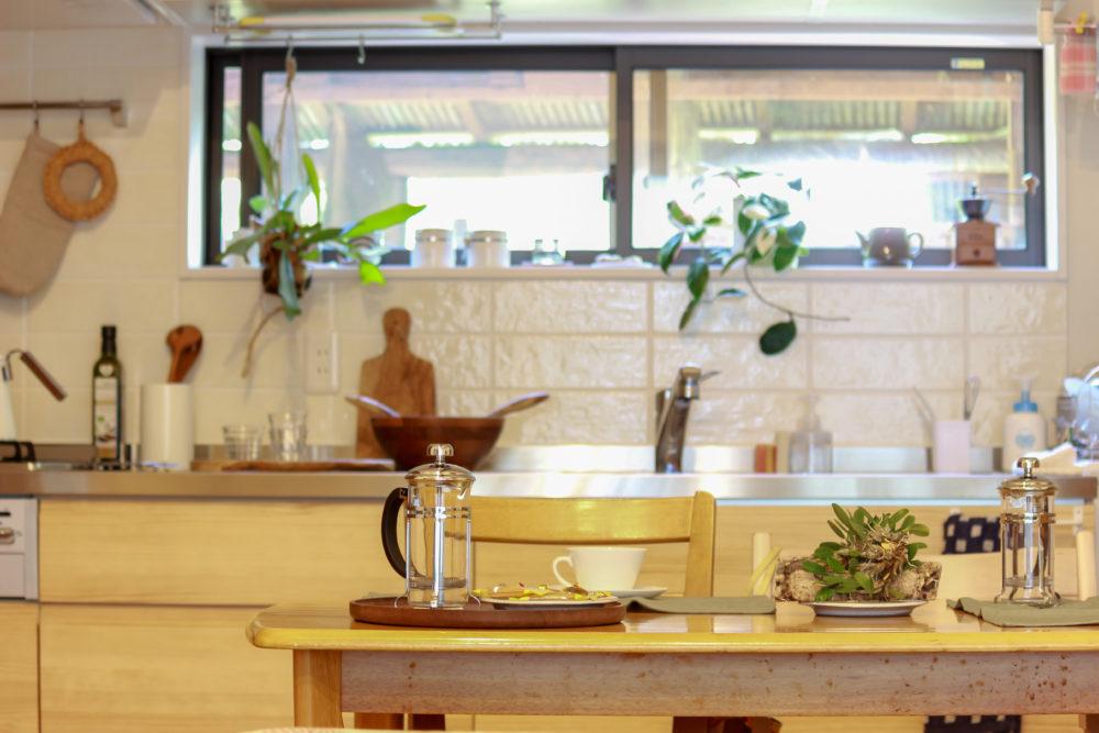 キッチン窓1