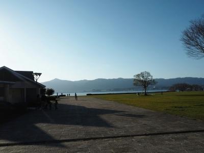 2018年の琵琶湖