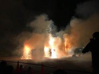 地元・東郷町のお祭り