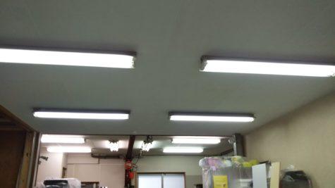 天井造作工事