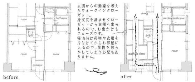 愛知県名古屋市の完成見学会(見どころのひとつ)