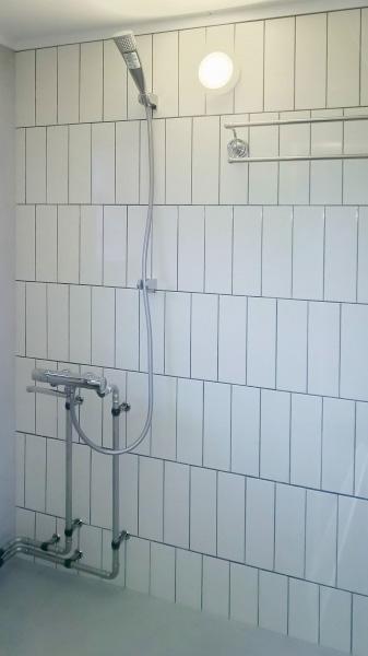 名東区のクールなシャワールーム