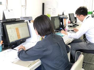 高校生インターンシップ:データ入力作業