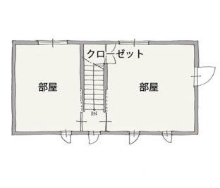 平面図(施工後)2階