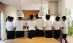 東郷中学校から職場体験に来ました