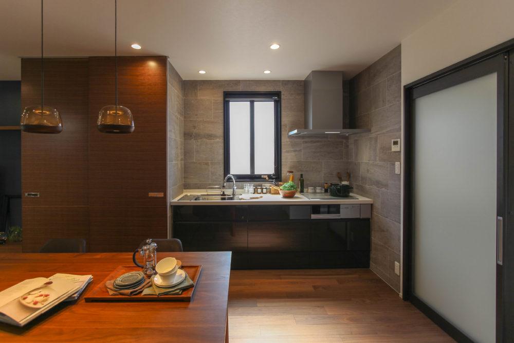 みよし市のリノベーション「開放的なキッチン」