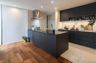 キッチン・背面収納