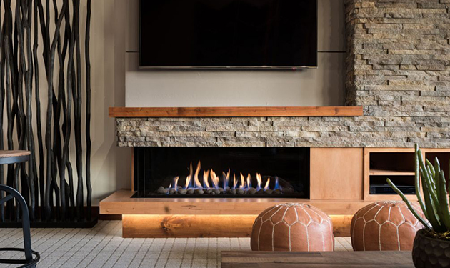 高いインテリア性と安全性を両立「バイオエタノール暖炉」という新しい選択肢