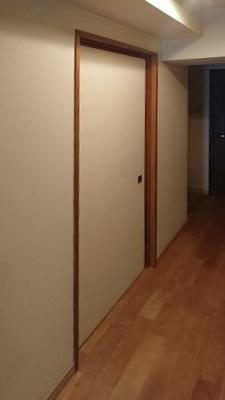 名東区のリフォーム:戸襖の取り換え:交換前