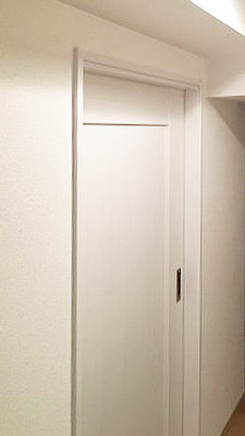 名東区のリフォーム:戸襖の取り換え:交換後