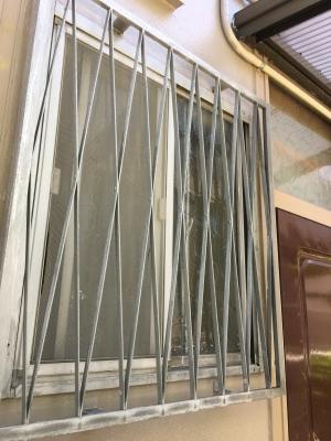 日進市リフォーム、浴室窓取替え工事前