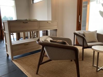オーダー家具の椅子