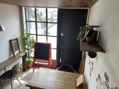 緑区の映像スタジオ リノベーション:内装はお客様が可愛らしくアレンジ