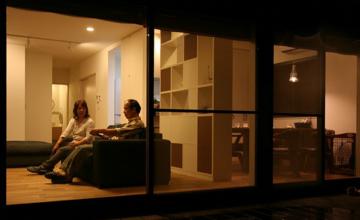 日進市 二世帯リノベーション|愛着のある住まいを生かして…若返る家