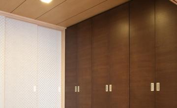 愛知県 オーダー家具|和室クローゼット