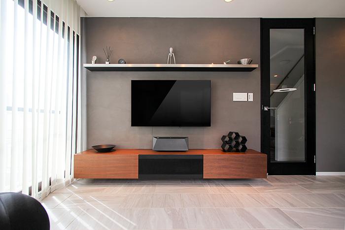 オーダー家具:テレビボード