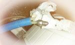 漏水部の補修