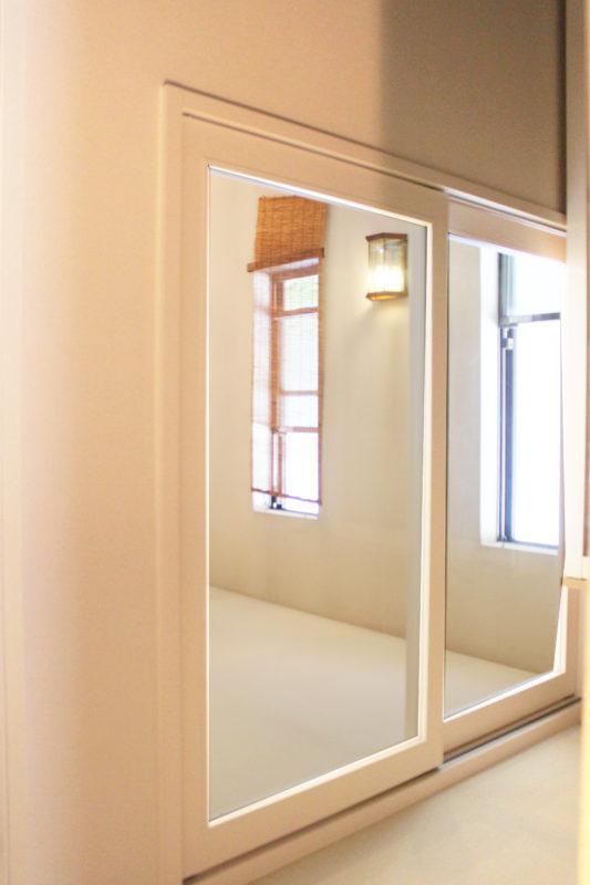 二世帯住宅 におい対策の窓3