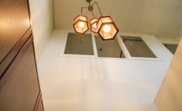 みよし市 |室内窓で快適にする二世帯住宅の暮らし