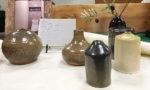 日進市文化祭:陶芸作品