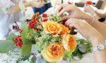 フラワーアレンジメント教室:花