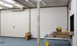 事務所内床壁改修工事|北名古屋市