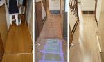 床貼り替え工事
