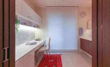 愛知県 みよし市 リフォーム|品位と使いやすさをデザインしたオーダー家具