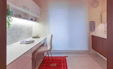 みよし市にて「品位と使いやすさをデザインしたオーダー家具」