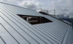 住工房 新社屋 屋根工事完了