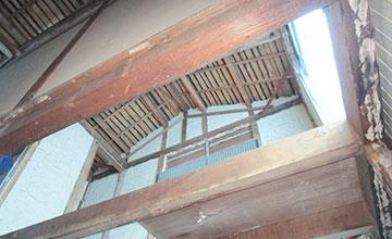 名古屋市中川区にて耐震リノベーション